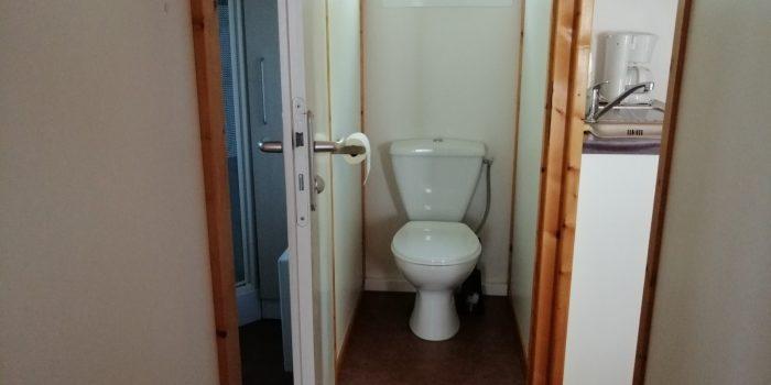 chalet toilettes